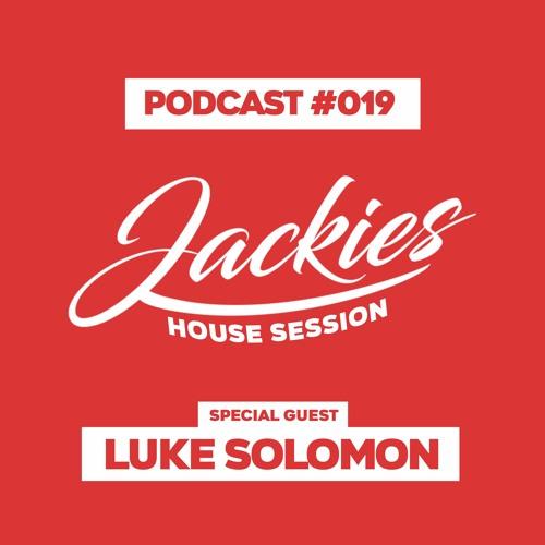 "Jackies Music House Session #019 - ""Luke Solomon"""