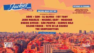 No te pierdas el nuevo 12h virtual festival de Jackies
